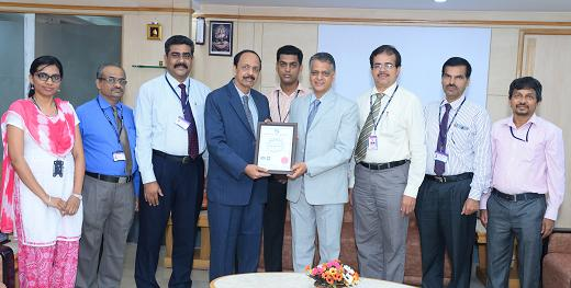 Bank Staff Training College, Mangaluru, bags 'ISO 9001:2015' Certification