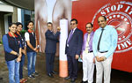 Anti - Tobacco Campaign in association with Red FM Radio