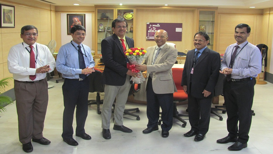 SHRI RAGHAVENDRA BHAT M, IS THE NEW CHIEF OPERATING OFFICER [COO] OF KARNATAKA BANK