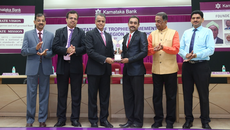 Best Semi Urban Branch of the Bank for the Year 2017-18