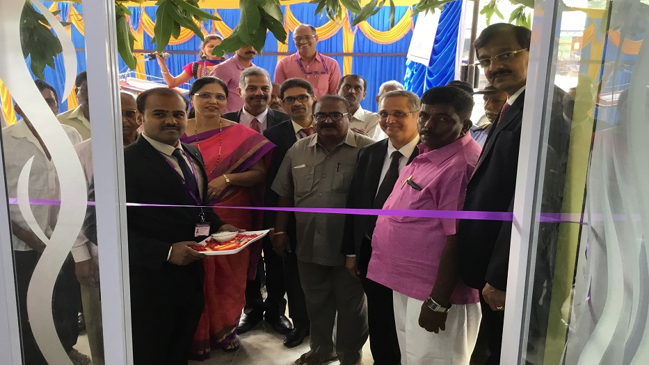 Opening of Mini e-Lobby at Bengaluru - Totagere