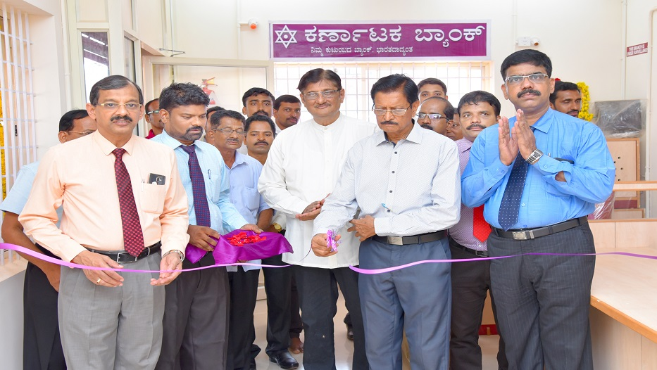 Opening of 841st Branch at Senapur (Financial Inclusion Branch) on 30-05-2019