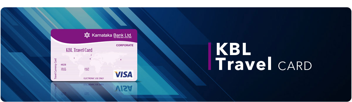 kbl travel card aims to make travelling abroad a truly memorable experience an off the shelf product available at your nearest nominated branch - Visa Travel Card