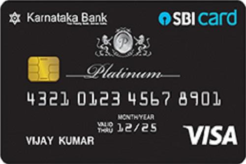 Credit Card Karnataka Bank