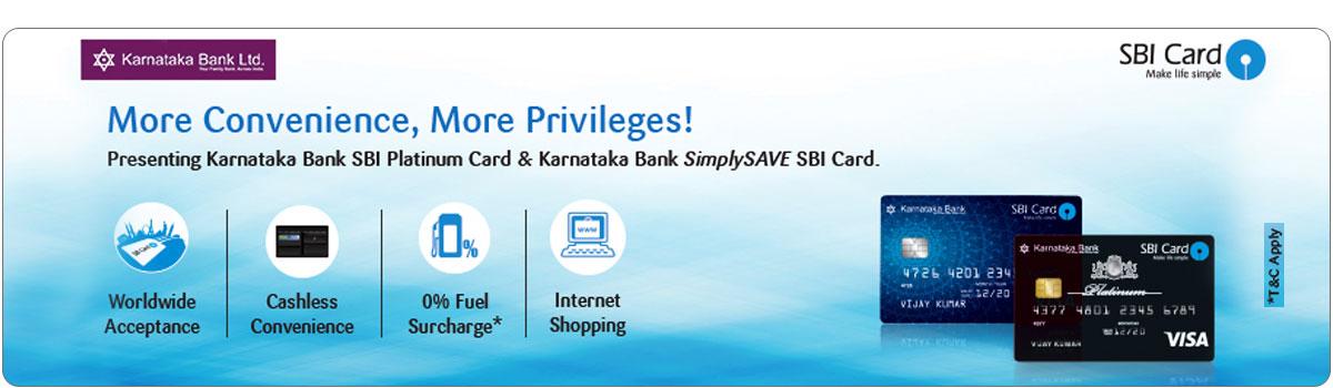 KBL SBI Credit Card